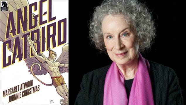 Author Margaret Atwood has written her first novel in comic strip format for release in 2016.