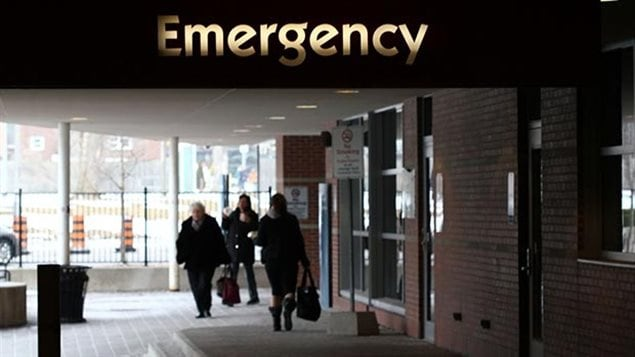 Toronto Emergency Room Wait Times Real Time