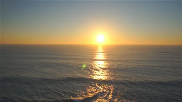 changements climatiques et océans