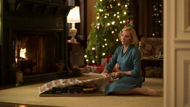 Cate Blanchett dans <i>Carol</i> de Todd Haynes