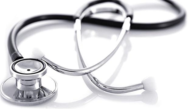 Un stéthoscope de médecin