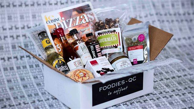 Le coffret Célébrations 2016 de Foodies-Qc