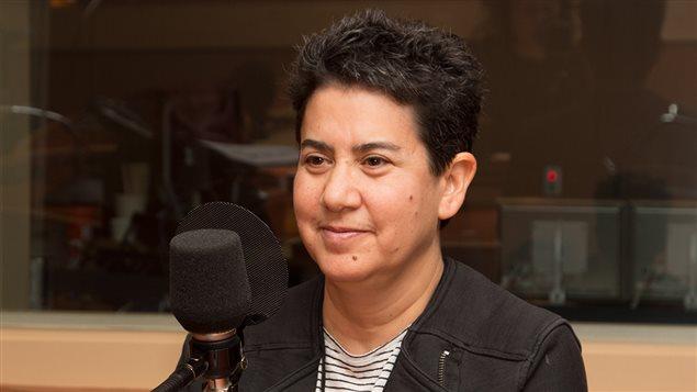 Mona Greenbaum, co-fondatrice et directrice générale de la Coalition des familles lesbiennes, gaies, bisexuelles et trans