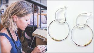 Le métier de créatrice de bijoux : entrevue avec Marianne Waldenström
