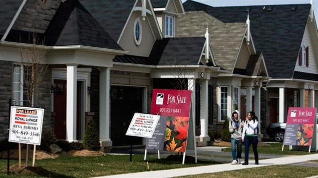 While dwelling sales continue to increase, along with prices, the markets in and around Vancouver Briiish Columbia and Toronto Ontario continued to be red hot.