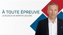 À toute épreuve : le blogue de Martin Leclerc