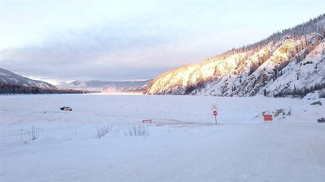 Le fleuve Yukon