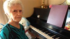 Carmen Labonne raconte ses souvenirs de Noël