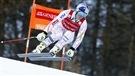 Lindsey Vonn survole Garmisch-Partenkirchen