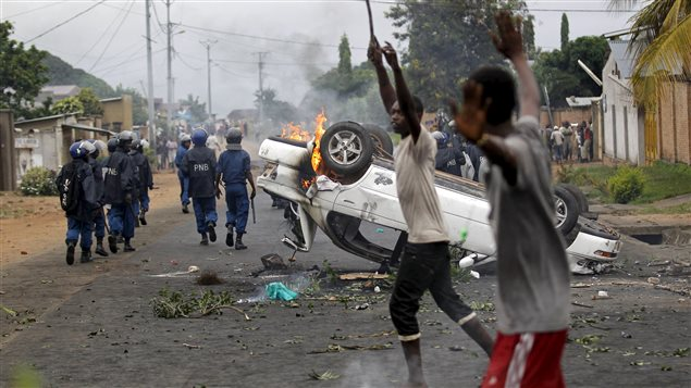 Is Burundi on the brink of return to ethnic conflict?