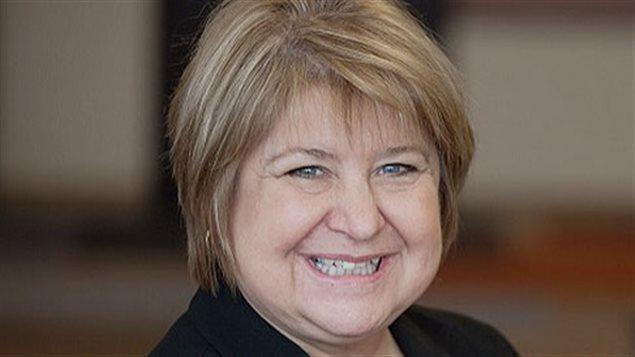 MaryAnn Mihychuk, ministre de l'Emploi, du Développement de la main d'oeuvre et du Travail