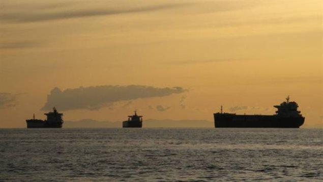 Des pétroliers