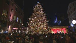 多伦多和蒙特利尔会是绿色圣诞节
