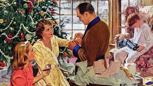 La Fête de Noël a-t-elle perdu son vrai sens ? 151221_bn6p1_gravelam_nostalgie_sn635