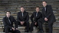 Le quatuor Tocadéo