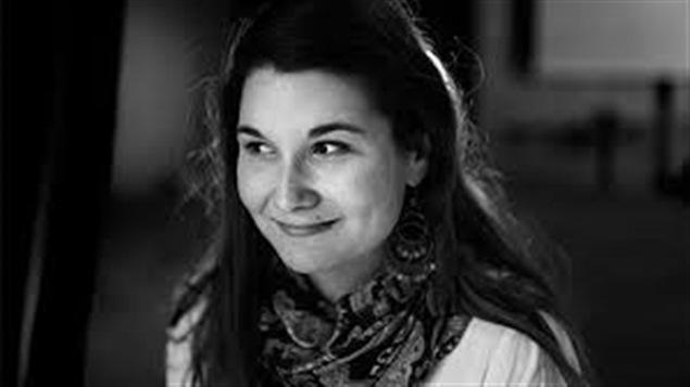 Érika Soucy, auteure et comédienne