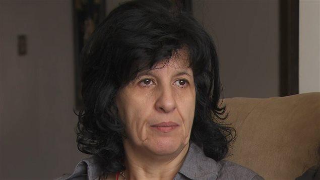 Le femme du chauffeur de taxi disparu, Florida Si Lakhal