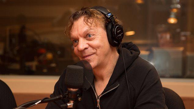 Le comédien et animateur Marc Labrèche