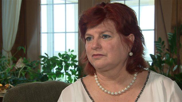 La députée péquiste de Pointe-aux-Trembles, Nicole Léger