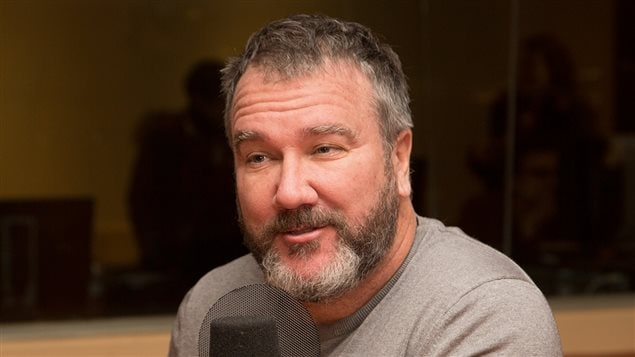 L'auteur Marc Brunet