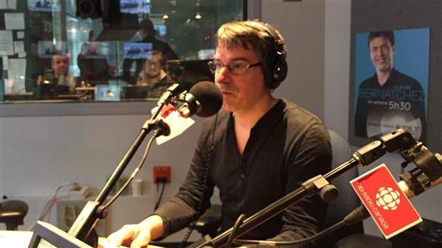 Pierre Blais, journaliste spécialiste en cinéma et passionné de série télé étrangère.