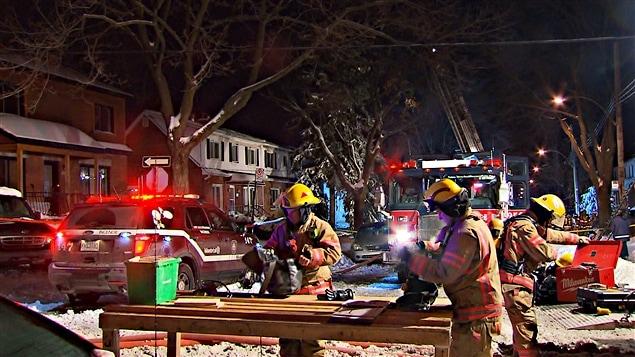 Un incendie fait deux victimes dans une r sidence de for Airess incendie