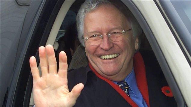 Jean-Paul L'Allier a été maire de Québec pendant 16 ans.