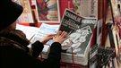 Un an plus tard, Charlie Hebdo toujours aussi cinglant