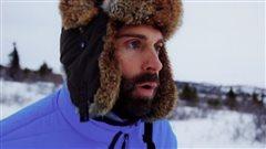 Simon D'Amours, extrait de « Au coeur du Yukon»