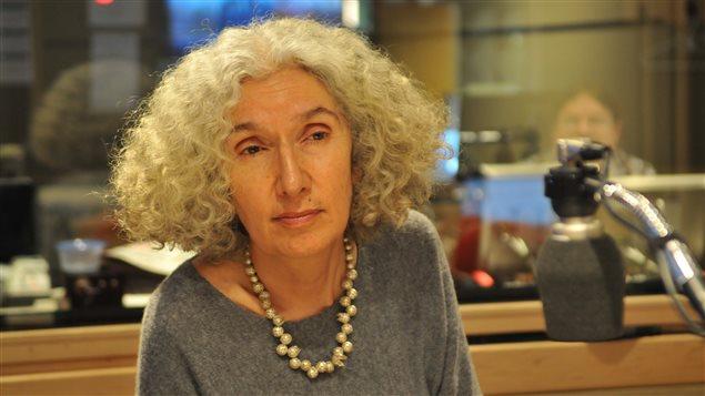 Docteur Cécile Rousseau, pédopsychiatre et professeur titulaire au Département de psychiatrie de l'Université McGill