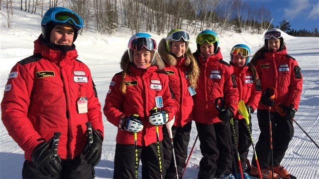 Le club de ski Pin-Rouge compte 32 membres pour la saison 2016.
