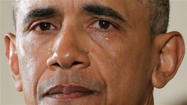 Le pr�sident am�ricain Barack