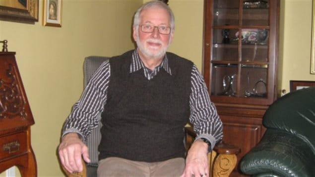 Jean-Pierre Langevin, le père de Philippe