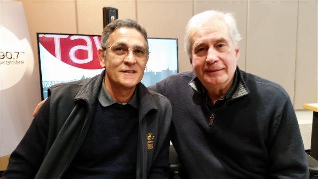 Jaime Baquero, originaire de la Colombie, vit au Canada depuis 1983.