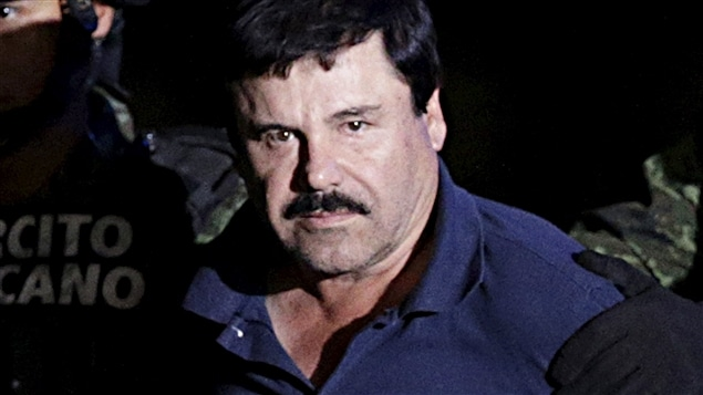 Le narcotrafiquant Joaquin « El Chapo » Guzman