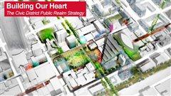 Un nouveau plan de développement a été adopté pour le centre-ville de Calgary.