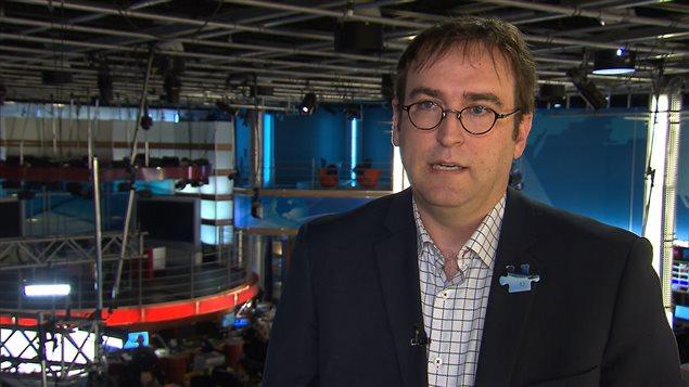 Louis Sénécal, directeur général de l'Association québécoise des centres de la petite enfance
