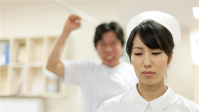 Une infirmière menacée dans une hôpital