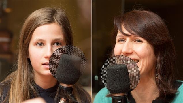 Eva Lesage et Ana Sokolovic