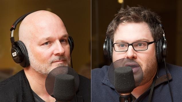 François Audet et Mathieu Bock-Côté