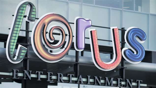 Le groupe médiaique torontois Corus Entertainment.