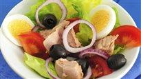 Manger en couleur, c'est la santé