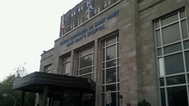 L'Hôpital St. Mary, à Montréal