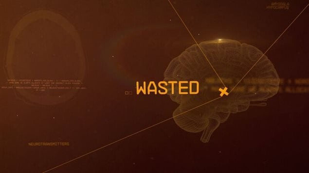 The documentary wasted is an intimate tale of alcohoism, and hope.