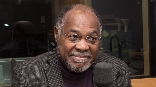 Samuel Pierre, président du Groupe de Réflexion et d'Action pour une Haïti Nouvelle