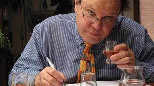 Davin de Kergommeaux, chairman of the judges at the annual Canadian Whisky Awards.