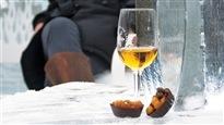 Le vin de glace, une spécialité canadienne