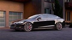 Modèle S de Tesla Motors