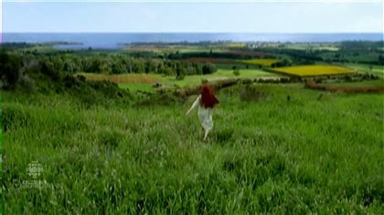 The movie is set on a farm in the eastern province of Prince Edward Island.