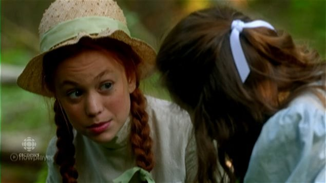 The new movie based on Anne of Green Gables stars Canadian actress Ella Ballentine and is produced by Breakthrough Entertainment.